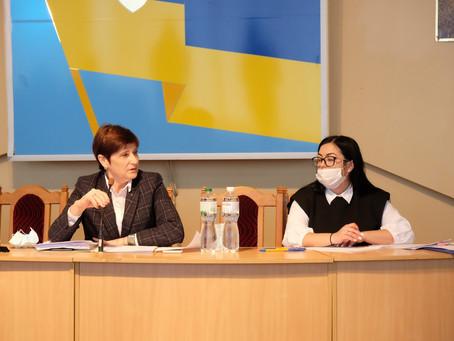 Відбулася ІІІ сесія Новоселицької міської ради VІII скликання