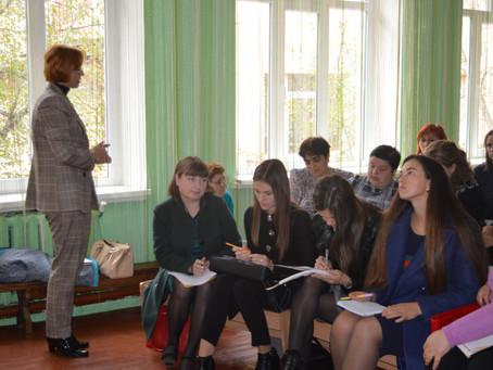 На базі навчальних закладів ОТГ навчалися педагоги