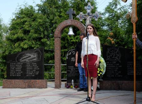 У Ванчиківцях вшанували пам'ять жертв політичних репресій
