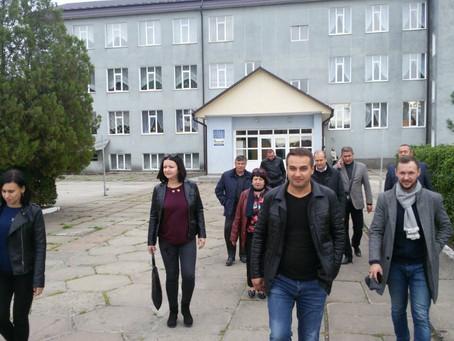 Колеги з трьох областей знайомились із досвідом Новоселицької громади