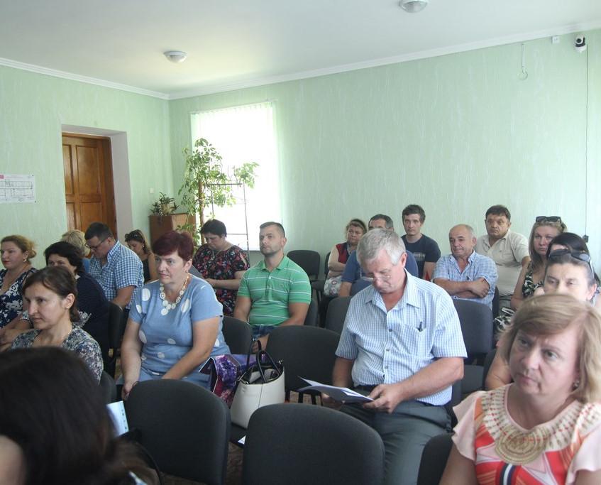 Установи Новоселицької громади готую