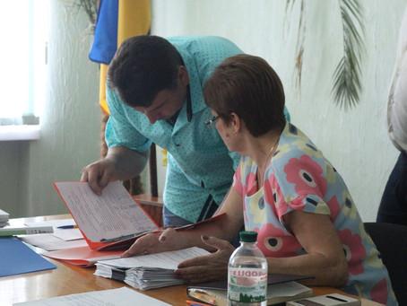 Відбулася Х сесія Новоселицької міської ради VІI скликання