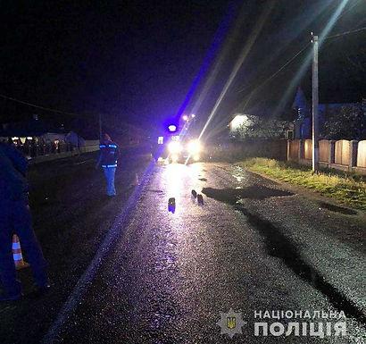 Водій мікроавтобуса, що вбив велосипедиста, в ізоляторі, пасажир – під підозрою