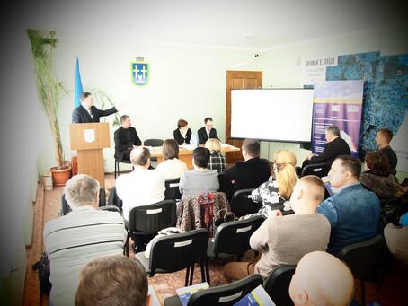 Відбулося засідання в рамках проекту «Крок за кроком до роздільного збору сміття».