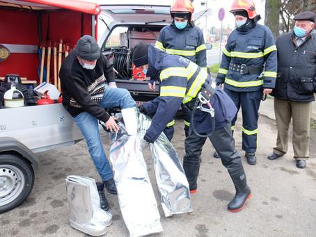 Румунські партнери показали своє обладнання і продемонстрували навички