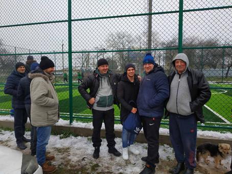 Розпочався відкритий зимовий турнір з міні-футболу Новоселицької ОТГ