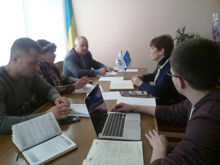 Відбулося спільне засідання робочої групи
