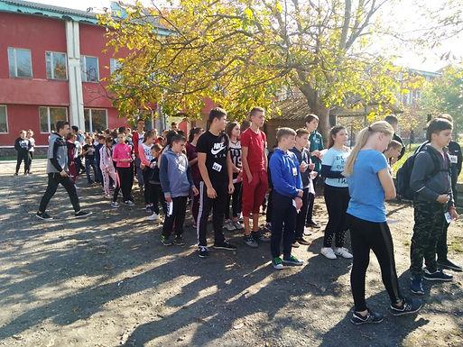 У Новоселиці відбулися змагання з паркового орієнтування