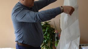 Міжнародний фонд «Відродженння» передав Новоселицькій громаді засоби захисту
