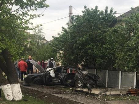 У неділю в Новоселицькому районі сталися дві аварії