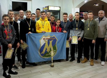 Юні маршинчани – чемпіони району з футболу: відео