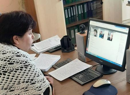 Відбулась онлайн-нарада керівників закладів освіти