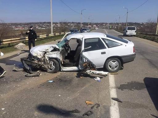 Аварія біля Магали