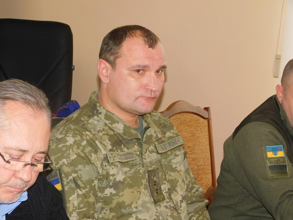 Призначений новий начальник відділу прикордонної служби «Мамалига»