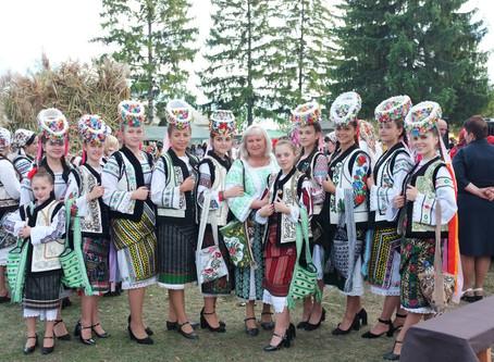 У Балківцях вперше провели фестиваль культури Північної Бессарабії «Балківці, куточок неба».