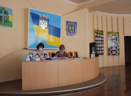 Відбулося засідання виконавчого комітету Новоселицької міської ради.