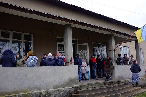 У Шишківцях провели збори села