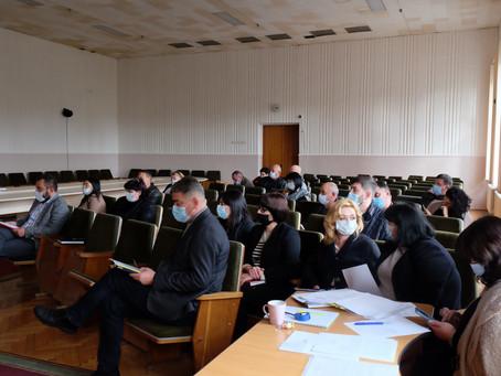 Стартував підготовчий етап розробки планів облаштування території парку у м. Новоселиця