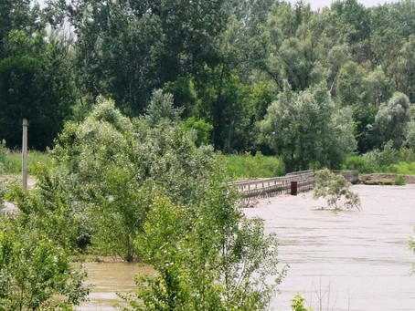 Хроніка дня: синоптики прогнозують третю хвилю паводку