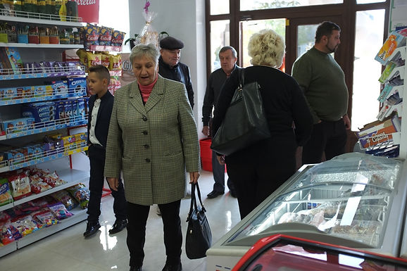 У Маршинцях відкрили оновлений магазин «М'ясна лавка»