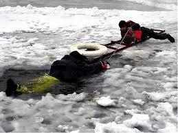 Рятувальники просять бути обережними на льоду