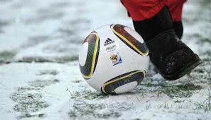 Стартує зимовий футбол