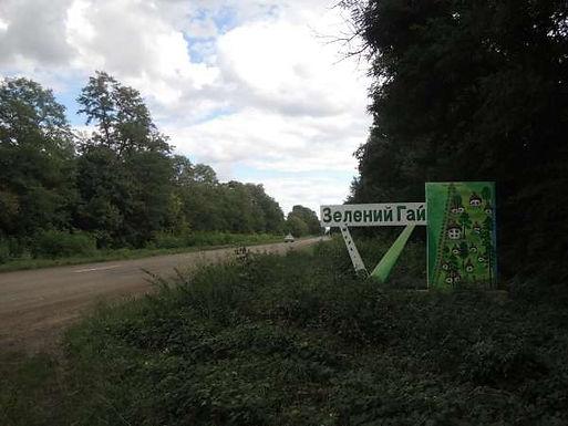 Біля Зеленого Гаю «КамАЗ» збив чоловіка, що перебігав дорогу