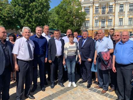 У Києві презентують проект «Поліцейський офіцер громади»