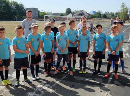 Турнір до Дня незалежності у Новоселиці