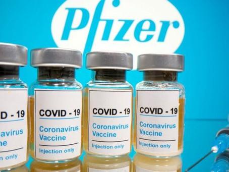 """Україна отримає 10 млн. доз вакцини """"Pfizer"""""""