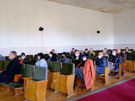Продовжується робота над Стратегією розвитку Новоселицької громади
