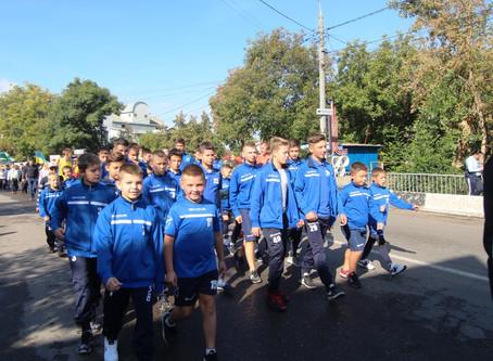У Новоселиці у неділю проходить фінал обласних спортивних змагань