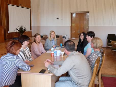В Новоселицькій громаді реалізовуватимуть проєкт навчання комп'ютерній грамотності