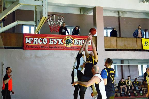 """У Новоселиці відбувся баскетбольний турнір """"Весна-2019"""""""
