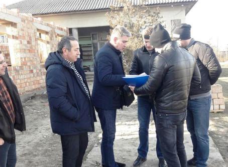 Обговорено хід будівництва амбулаторії у с. Маршинці