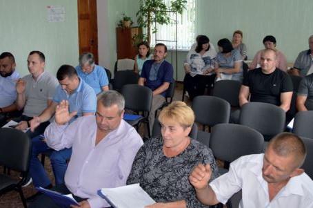 Відбулася чергова сесія Новоселицької міської ради