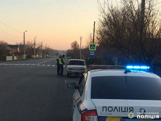 Полiцiя проводить заходи щодо профілактики аварійності