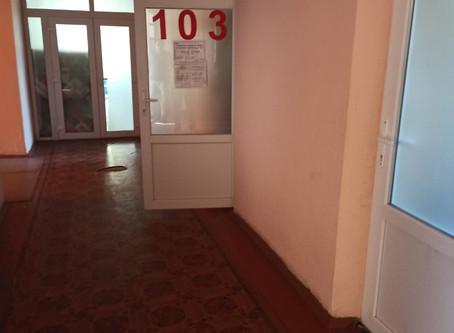 У Черленівці ремонтують амбулаторію