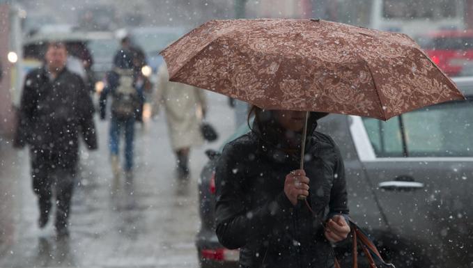 Україну накриють осінні зливи й похолодання