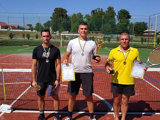 Турнір з тенісу до Дня незалежності