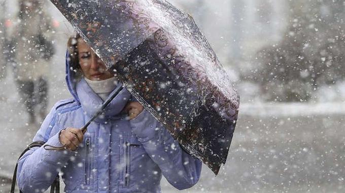 Понеділок принесе в Україну вологу прохолодну погоду