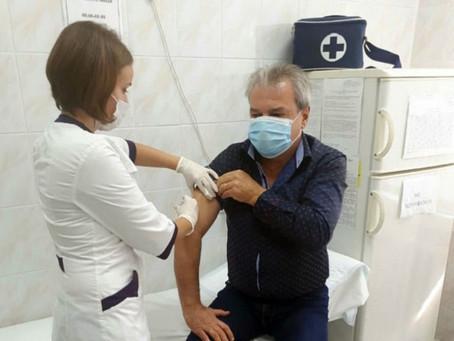 Розгорнуто центри вакцинації, де саме