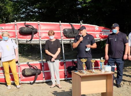 У Новоселиці відбулися змагання волонтерів