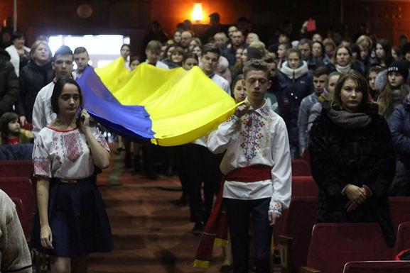 У Новоселиці з нагоди 100-річчя Соборності