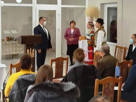 Відбулась перша сесія ради Топорівської ОТГ