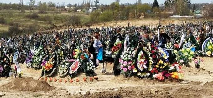Районна комісія заборонила відвідування кладовищ