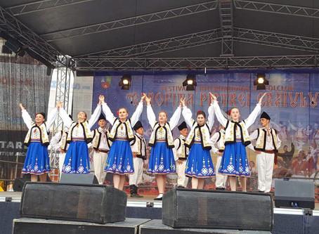 """""""Мерцішор"""" виступили на фестивалі в Румунії"""