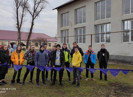 Учні закладів освіти ОТГ взяли участь у змаганнях