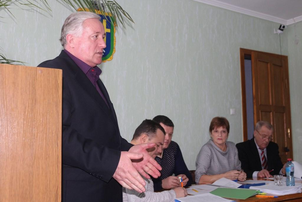 Сесія міської ради прийняла бюджет г