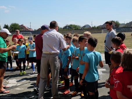 Проведено І-ий юнацький турнір на призи міської ради
